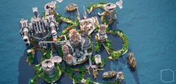 Fission Isle (goCreative Trial Build) Minecraft