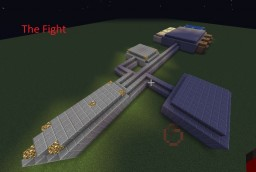 THE INTENSE LEVELED FIGHT Minecraft Project