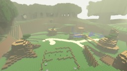 Ocarinacraft - The Legend of Zelda: Ocarina of Time Minecraft Map Minecraft