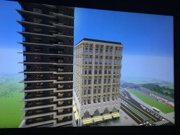 Silver Coast City Minecraft Project