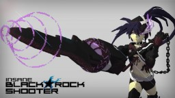 INSANE Black Rock Shooter Minecraft Project