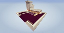 Commercial Warehouse + Office Building Minecraft Map & Project