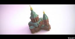 Cathedral la Jordan Minecraft Map & Project