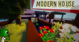 Modern House #05 Minecraft Map & Project