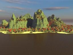 Mushroo Island - Custom Terrain Minecraft
