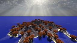 Mushroom Kingdom [Custom Terrain] Minecraft Map & Project