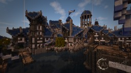 Port-Ivoire Minecraft Project