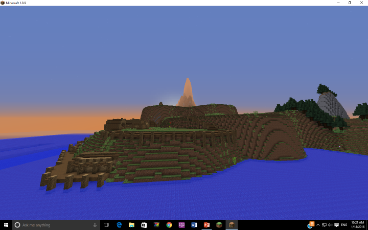 minecraft how to train your dragon map