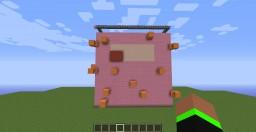 Burning Pink Pufferfish Minecraft Map & Project