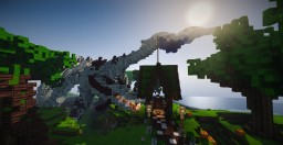 Roxanes Kingdom Dragon Minecraft Map & Project