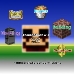 ThanasiShadoW's server guide Minecraft Blog Post