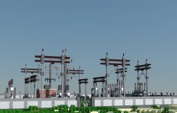 Ironwood, substation Minecraft