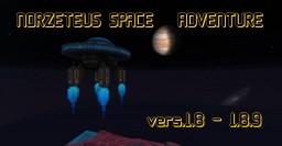 Norzeteus Space Adventuremap Minecraft Map & Project