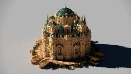 Lion Heart Palace Minecraft Project