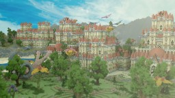 Eltrïa Valley By Gewalt & Silentrix Minecraft Map & Project