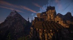 MAP TATRY LAND PROJECT BY IRONFARMER AND BADBUILDER4321 Minecraft