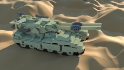 E.F.G.F M61A5 MBT Minecraft Map & Project