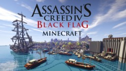 Assassin's Creed 4 Havana by NomScorch Minecraft
