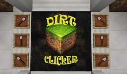 Dirt Clicker! Minecraft