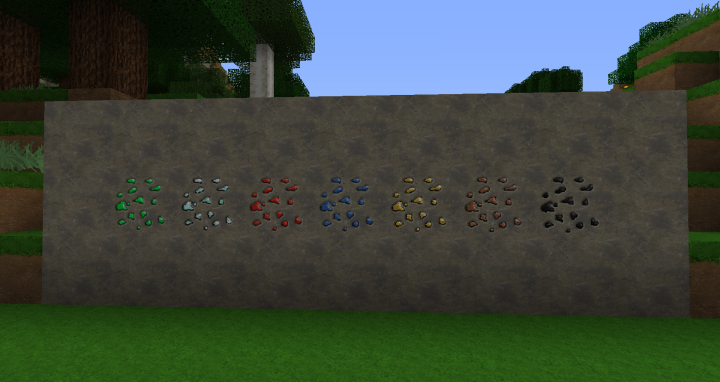 The Ores