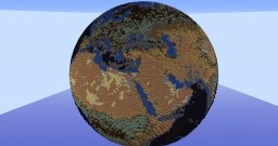 Earth in Septembre Minecraft Project