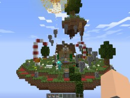 HyperSky // 1.8 and 1.7 // Spigot // No laaf // SkyBlock server// come everybody join! Minecraft Server