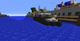 S.S. Ordway & S.S. Dutcher - Greenfield Minecraft Map & Project