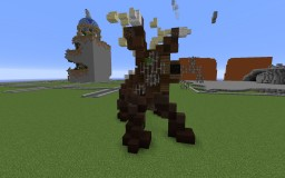 Baby Jackalope - Christopher Minecraft Map & Project
