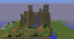 Creative Spawn Project - pcgamingforum server Minecraft Map & Project