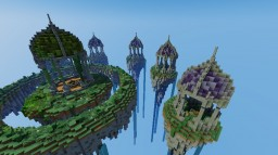 Lost ~ Skywars Map Minecraft Map & Project