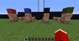 Race Maze 1.8.9 Minecraft Project
