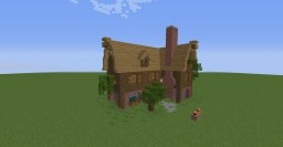 Medieval House by SiewertKing v1.0 Minecraft Map & Project
