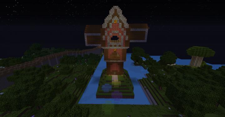 MCD Phoenix Drop Minecraft Project