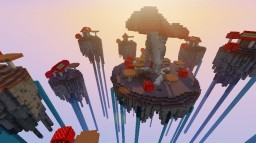 MushroomLand ~ Skywars Map Minecraft Map & Project