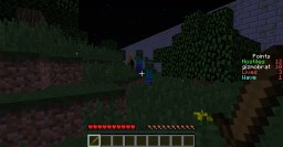 Can you Survive the Horde? Minecraft Map & Project