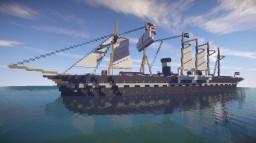 SS La louis capet Minecraft Map & Project