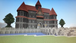 Medieval Mansion Minecraft Project