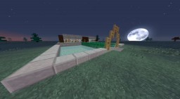 A Basic House for Beginners Minecraft Map & Project