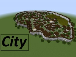 Great City! Minecraft Map & Project