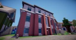 First Class Eurekan Housing Minecraft Map & Project