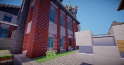 Eurekan Federal and Adam House Style Minecraft Map & Project