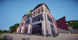 Eurekan Bank Minecraft Map & Project