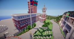 Eurekan Power Plant Minecraft Map & Project