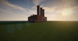 A small Factory Minecraft