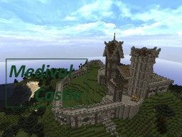 Medival Castle Minecraft Map & Project