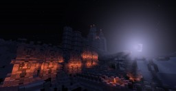 The Death-castle Minecraft Map & Project