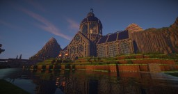 King's Hall Minecraft Map & Project