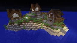 [𝐐𝐮𝐚𝐢𝐧𝐭 𝐈𝐬𝐥𝐚𝐧𝐝] Minecraft Map & Project