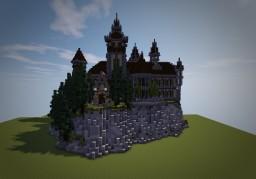 -= [Arzion] Waelcombe Castle =- Minecraft Project