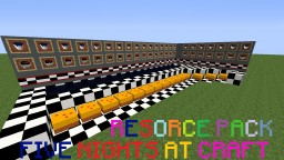 Five Nights At Craft Resorce Pack